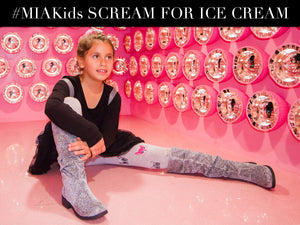 #MIAKids Scream For Ice Cream