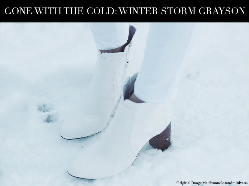 Gone With The Cold: Winter Storm Grayson