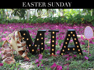 Easter Sunday With MIA Shoes