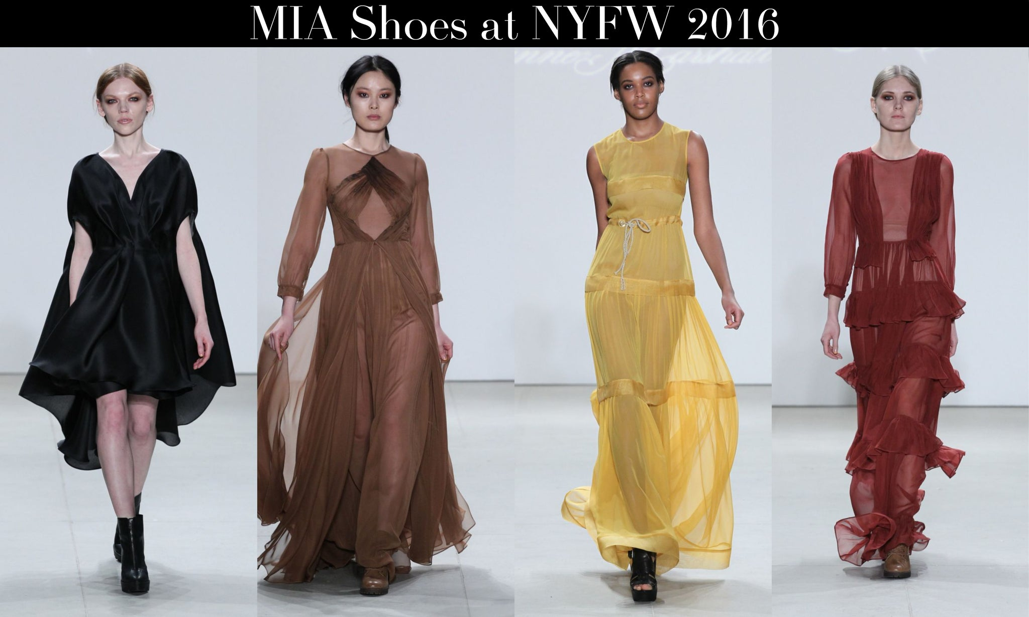 MIA Shoes x NYFW 2016