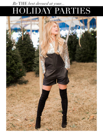 holiday-party-looks with the mia emelia over the knee boot