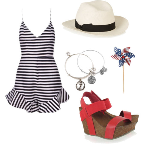 Memorial Day Boat Look
