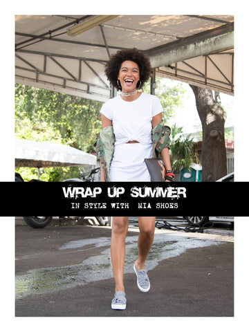 Summer wrap up