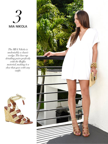 the mia shoes nikola raffia wedge