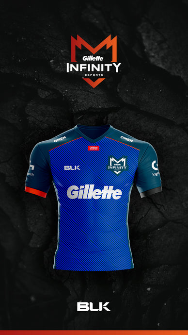 INFINITY ESPORTS 2020 JERSEY GILLETTE-BLUE