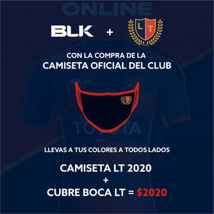 CAMISETA CLUB LA TABLADA 2020