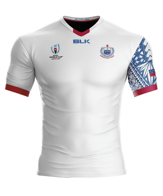 CAMISETA ALTERNATIVA SAMOA 2019 WORLD CUP