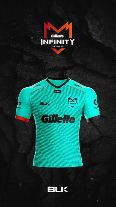 INFINITY ESPORTS 2020 JERSEY GREEN