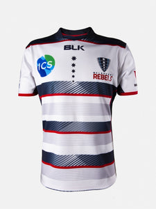 CAMISETA ALTERNATIVA MELBOURNE REBELS 2019 SUPER RUGBY