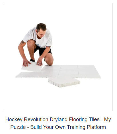10′ X 10′ DELUXE SYNTHETIC ICE RINK KIT