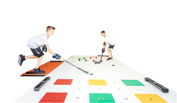 MY TRAINING SURFACE - Hockey Revolution Professional Training Flooring Tile