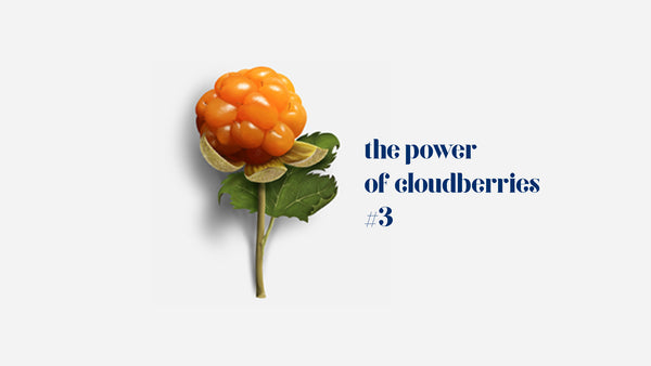 Go natural with cloudberry seed oil