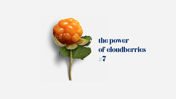 No more puffy eyes with Cloudberry