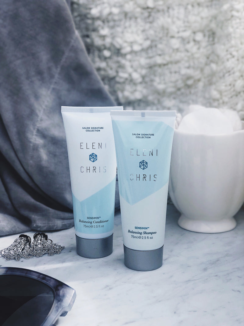 SensiMin Travel Kit Shampoo and Conditioner