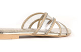 [shoes] - OPIA 8509-1 GOLD - LOGO | OPIA