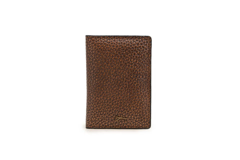 LOGO CARD WALLET CHW241 BROWN