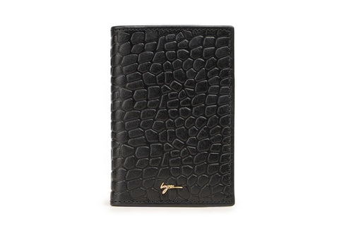LOGO NOTE WALLET CHW269 BLACK
