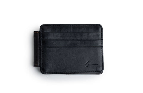 LOGO CARD WALLET CW152 BLACK - LOGO | OPIA