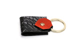 LOGO KEY CHAIN KC207 BLACK