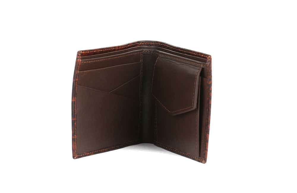 LOGO NOTE WALLET NW161 BROWN - LOGO | OPIA
