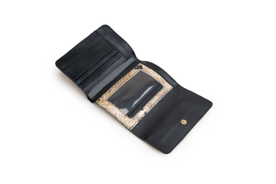 OPIA NOTE WALLET NW064 BLACK