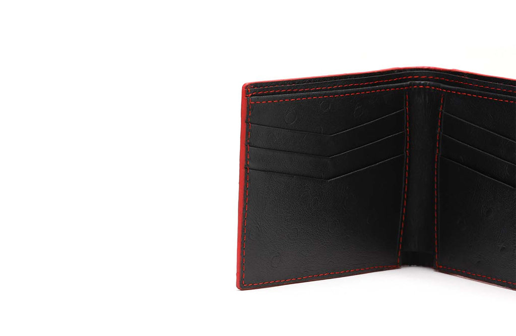 [shoes] - LOGO NOTE WALLET NW180 BLACK - LOGO | OPIA