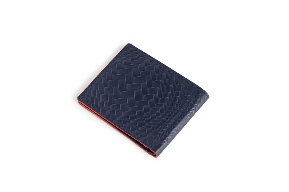 LOGO NOTE WALLET NW192 BLUE
