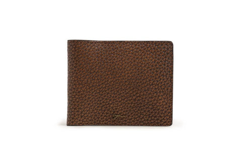 LOGO NOTE WALLET NW242 BROWN