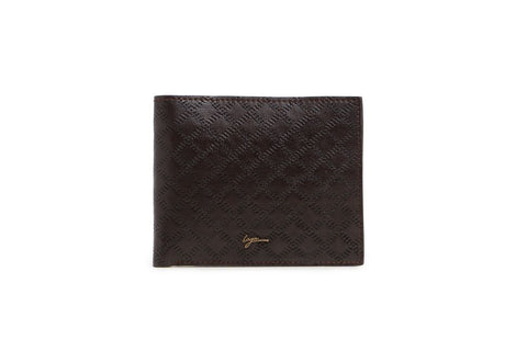 LOGO NOTE WALLET NW246 BROWN