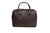 [shoes] - LOGO LEATHER OFFICE BAGS OB005 BRM - LOGO | OPIA