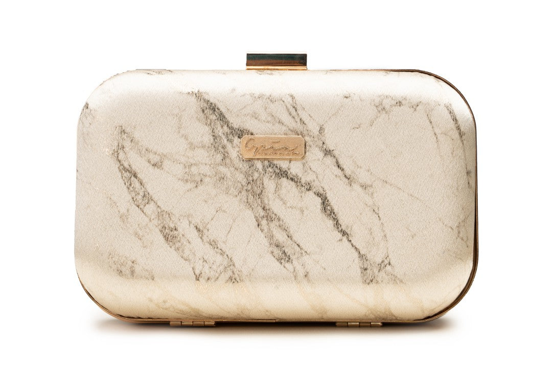 OPIA WOMEN CLUTCHES OCB007-2 BEIGE