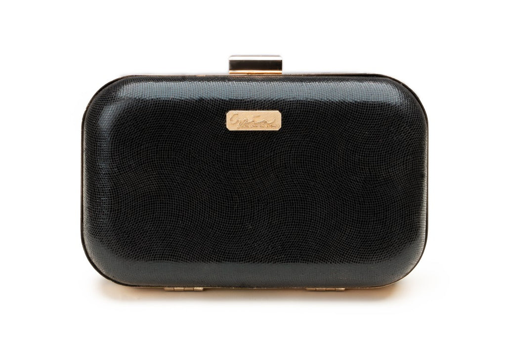 OPIA WOMEN CLUTCHES OCB007-6 BLACK