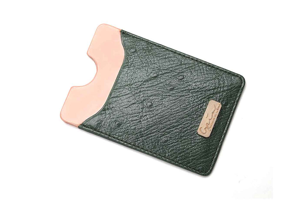 [shoes] - OPIA WALLET OCH175 PINK - LOGO | OPIA