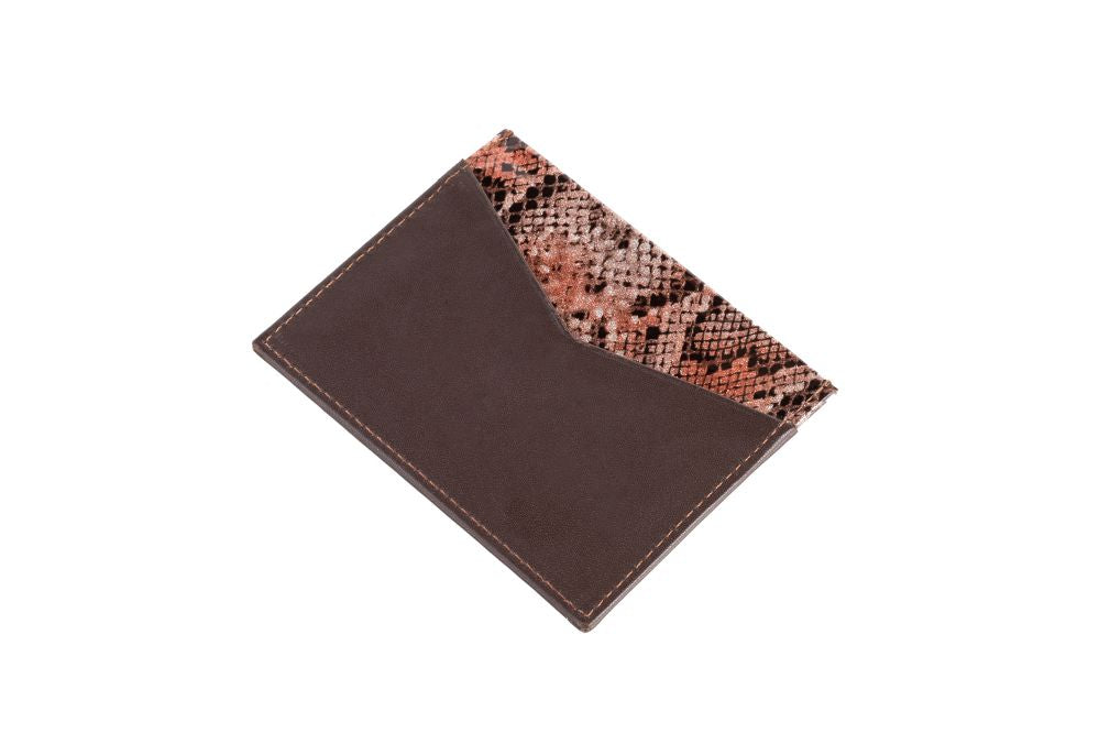OPIA WALLET OCH183 BROWN