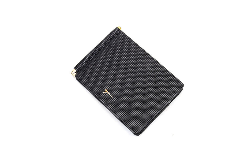 LOGO CARD WALLET PW188 BLACK - LOGO | OPIA