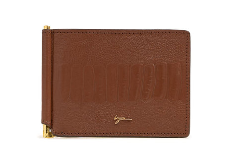 LOGO CARD WALLET PW260 BROWN