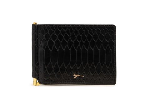 LOGO CARD WALLET PW261 BLACK