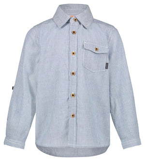 Button-up Shirt - Stripe