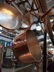 Amoretti Brothers Tin-lined Solid Copper Pots and Pans-AmorettiBrothers