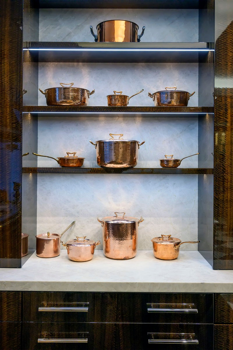 #copper_kitchen_store##st_charles_of_new_york##copper_cookware##kitchen_decoration##kitchen_ideas#