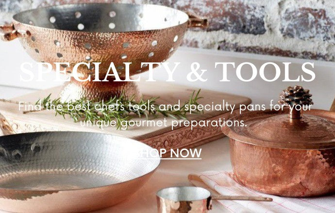 Shop copper specialty and tools by Amoretti Brothers