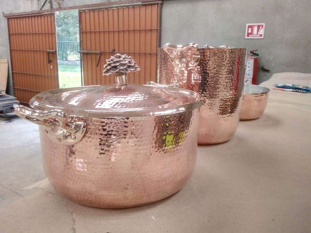 cleaning of copper cookware - Amoretti Brothers