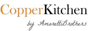 copper kitche, copper cookware, amoretti brothers, cooking tools, gourmet utensils