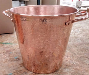 Copper Ice Bucket - AmorettiBrothers
