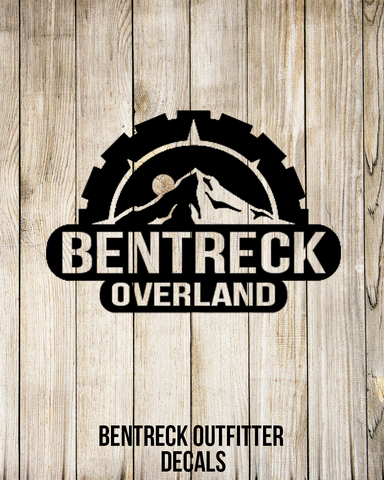 Bentreck Overland Decal