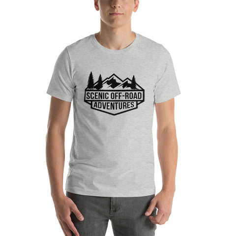 Scenic Off-Road Adventure Unisex T-Shirt