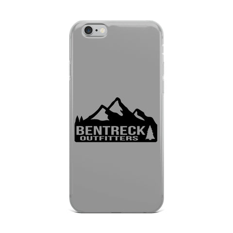 Bentreck Outfitters Logo iPhone Case
