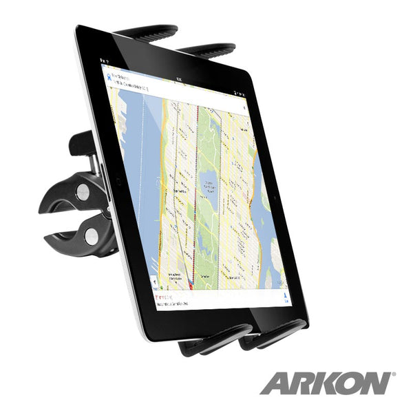 Arkon Clamp Post Tablet Mount For 9