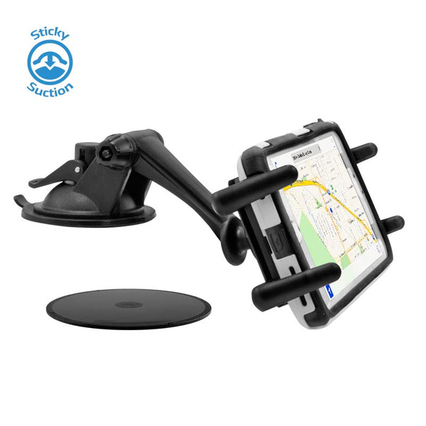 Arkon Ultra Sticky Suction Windshield or Dashboard Slim-Grip Phone Mount