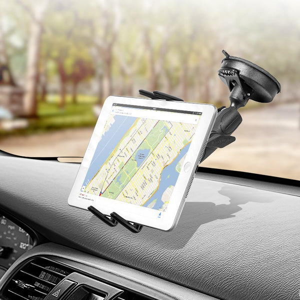 Arkon Slim-Grip Ultra Windshield Mount for Smartphones and Midsize Tablets